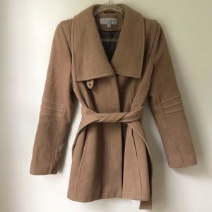 {Andrew Marc} wool cashmere blend jacket